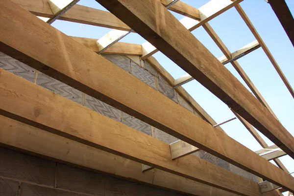 Roof construction